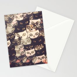 cats 89 Stationery Cards