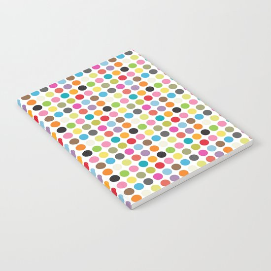 color pattern 6 Notebook