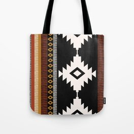 Pueblo in Sienna Tote Bag