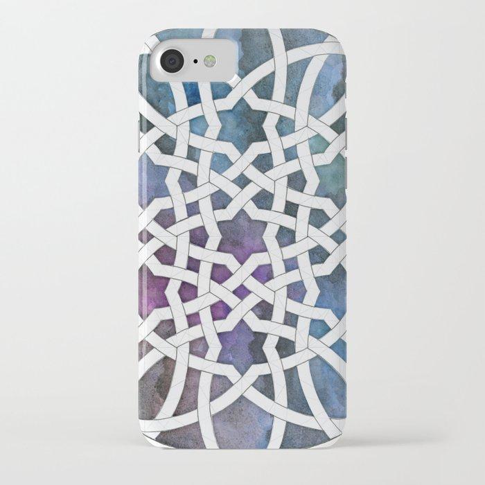 Galaxy Cutout iPhone Case