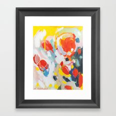 Color Study No. 6 Framed Art Print