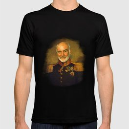Sir Sean Connery - replaceface T-shirt