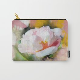 Petals of Pink Watercolor Carry-All Pouch