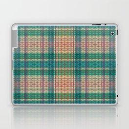 Mild Autumn Plaid Laptop & iPad Skin
