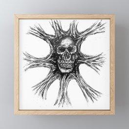 Flesh from Bone Framed Mini Art Print