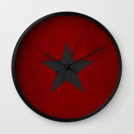Winter Soldier Book Wall Clock