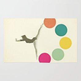 Gymnastics II Rug