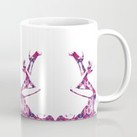 heels Mugs featuring Heels by fashionistheonlycure