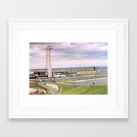 formula 1 Framed Art Prints featuring Formula 1 by jay v jackson