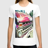 ford T-shirts featuring Ford Tough by Kim Ramage