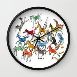 Joyfulness Wall Clock