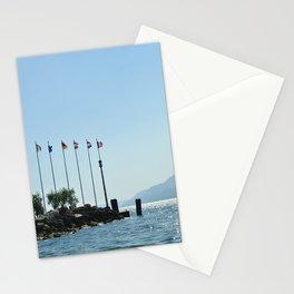 Lake Garda Mornings Stationery Cards