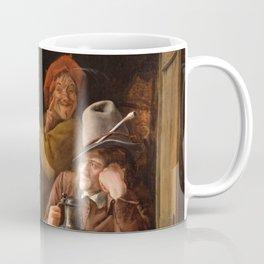 "Jan Steen ""Rhetoricians at a Window"" Coffee Mug"