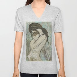 Motherhood Unisex V-Neck