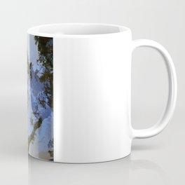Sungazing Silhouette Coffee Mug