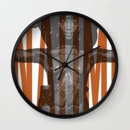 Beauty Naomi Wall Clock