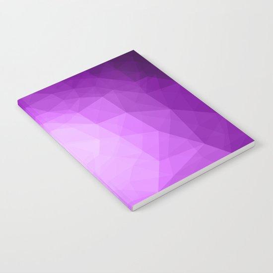 Geometric Polygonal Pattern 04 Notebook