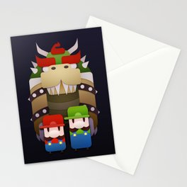Famous Bros. Stationery Cards