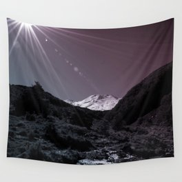 Mt Ruapehu Wall Tapestry