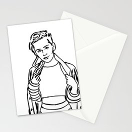 Paint Ur Own Miley Stationery Cards