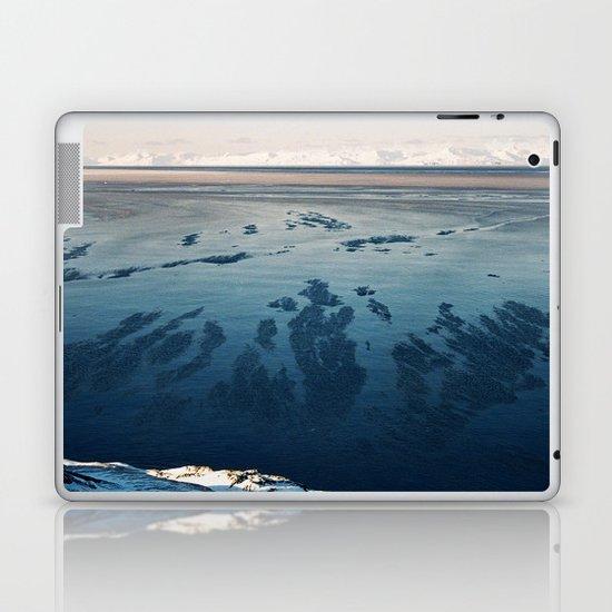 Ilulissat Greenland: The land of dog sleds and Midnight Sun Laptop & iPad Skin
