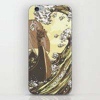 vikings iPhone & iPod Skins featuring Vikings by Josue Noguera