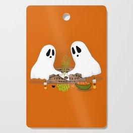 Ghouls Night Cutting Board