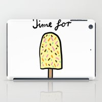 popsicle iPad Cases featuring Popsicle by Ena Jurov