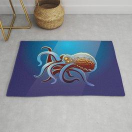 Monster Octopus Rug