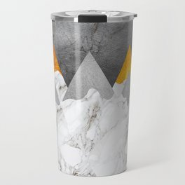 Defined by its Texture Travel Mug