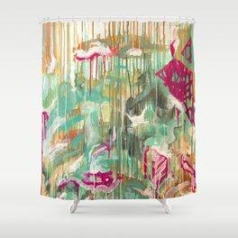 WEST INDIES Shower Curtain