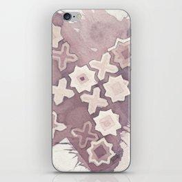 X's & O's iPhone Skin