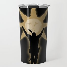 Sun Warrior. Travel Mug