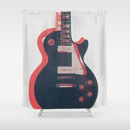 Rock! 01 Shower Curtain
