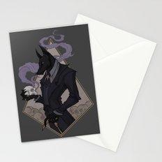 Anubis Stationery Cards