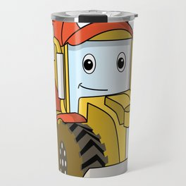 truck toy kids wheeler gift idea Travel Mug