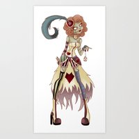 spice Art Prints featuring Spice by Lanrin Heart