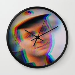 Mac Demarco Indie Music Wall Clock