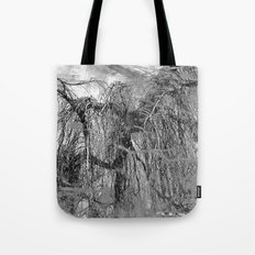 RELAX... It's Just A (Black&White) MINDfuck! Tote Bag