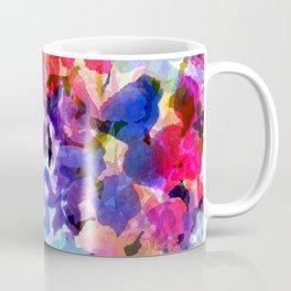 Jelly Bean Wildflowers Coffee Mug
