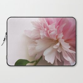 pink flower, the peony Laptop Sleeve
