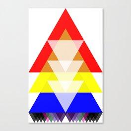 Trini Tee Canvas Print