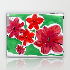 Petunias Laptop & iPad Skin