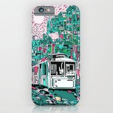 san francisco city skyline iPhone 6s Slim Case