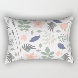 Mountain Bloom (Arcadia) Rectangular Pillow