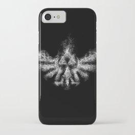Triforce Smoke iPhone Case