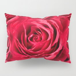 Red roses background #society6 #decor #buyart #artprint Pillow Sham