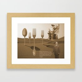 Fruendschuh Framed Art Print
