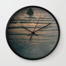 Sairee Sunset Wall Clock