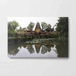 Water Palace Metal Print